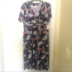 🎈Croft&Barrow Dress Paisley Design Sz Medium NWT
